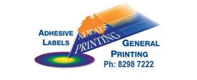 Always Printing